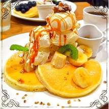 おうちカフェしよう♪お店のようなおしゃれなカフェ風スィーツレシピのサムネイル画像