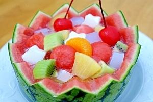 パーティーのデザートにもキラキラかわいいフルーツポンチレシピ5選のサムネイル画像