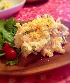 ポテトサラダはみんなの人気者♪もっと人気者にする作り方5選のサムネイル画像
