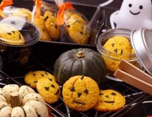 ハロウィンに!かわいい&美味しい!かぼちゃクッキーのレシピ15のサムネイル画像