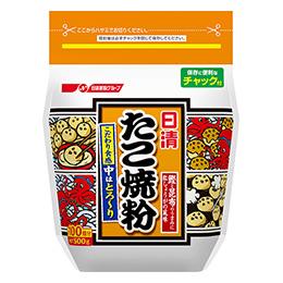 たこ焼きだけじゃない!めちゃうまっ!たこ焼き粉を使った絶品レシピのサムネイル画像