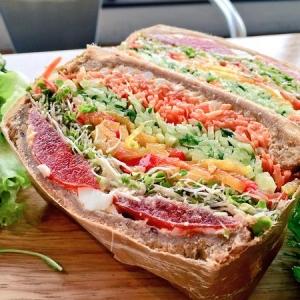 サンドイッチ大特集!!~サンドイッチ弁当でスタートさせる新生活♪~のサムネイル画像
