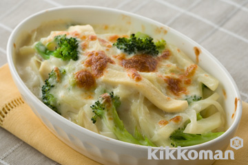 ローカロリー豆乳グラタンレシピ!豆乳グラタンレシピ厳選5選紹介!のサムネイル画像