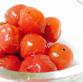 おうちで簡単イタリアン♪トマトとオリーブオイルで作るレシピのサムネイル画像