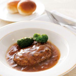 誕生日には子どもの大好きなご馳走を!煮込みハンバーグの人気レシピの画像