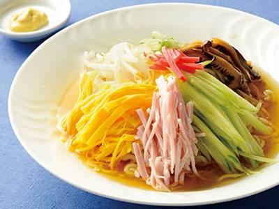 夏になると食べたくなる!アレンジ自由!冷やし中華の人気レシピ♪のサムネイル画像