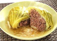 巻かなくても美味しい!巻かないロールキャベツの簡単レシピ5選のサムネイル画像