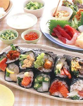 具 手 巻き 寿司