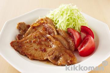 主婦の味方!簡単パパッとお弁当にも!美味しい人気生姜焼きレシピのサムネイル画像