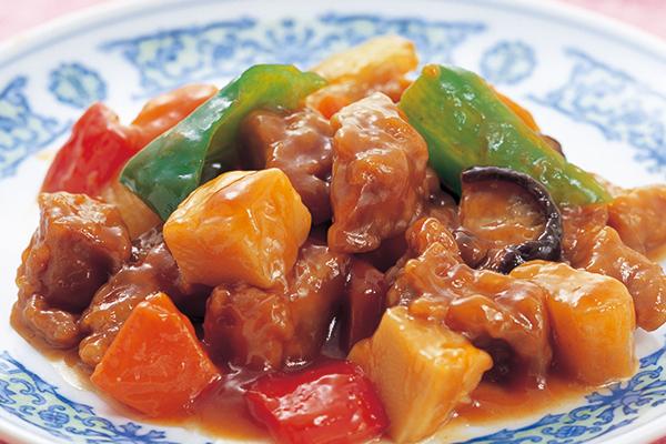 中華料理の定番「酢豚」 美味しい酢豚の作り方をご紹介します♪のサムネイル画像