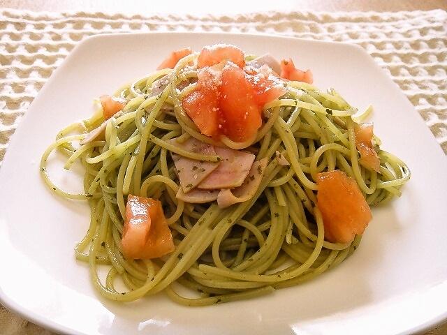 まさにイタリアンの組み合わせ!トマトとバジルのパスタレシピ特集!のサムネイル画像