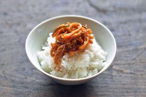 簡単な、なめたけの作り方と、アレンジレシピの作り方!!!のサムネイル画像