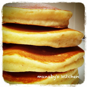 ホットケーキとマヨネーズを使って作る朝食&ランチにぴったりレシピのサムネイル画像