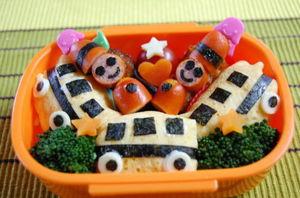 今すぐ真似したい!ママ必見の参考にしたい幼稚園の可愛いお弁当♪のサムネイル画像