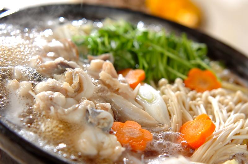 寒い冬が旬!家庭でできるあんこう鍋の作り方を5選にまとめました!のサムネイル画像