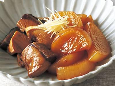大根もぶりもとろとろで美味しい圧力鍋を使った「ぶり大根」レシピ♪のサムネイル画像