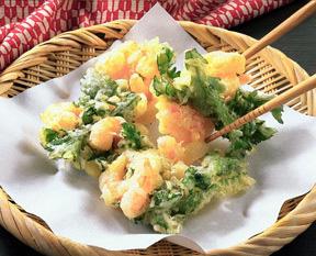 端っこクズ野菜も無駄なく活用!サクッと美味しい人気かき揚げレシピ!のサムネイル画像