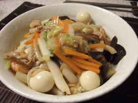 野菜たくさんで美味しい中華丼の本格的な作り方をご紹介します♪のサムネイル画像