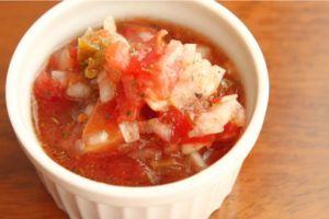 メキシコ料理*サルサソースは欠かせません!作り方を紹介します♫のサムネイル画像