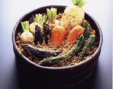こんな野菜まで?!ぬか漬けにするとおいしい野菜の特集!!のサムネイル画像