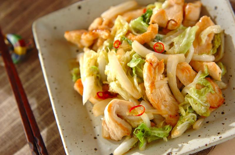 冬の定番レシピにどうぞ!鶏肉と白菜のあったかほっこりレシピ5選のサムネイル画像