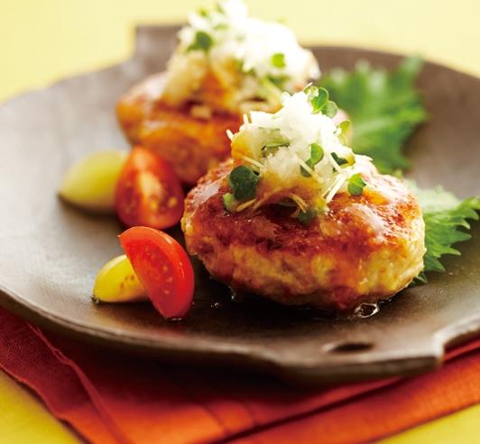 さっぱり食べたい♪美味しい和風ハンバーグの人気レシピをご紹介♪のサムネイル画像