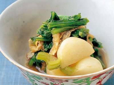 漬物になりがちなかぶも煮物にしたらもっと美味しい!レシピ5選!のサムネイル画像