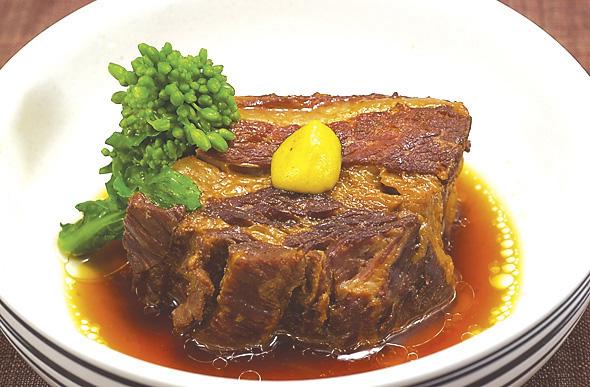 トロトロ柔らか♪圧力鍋を使って、簡単に作れる豚角煮のレシピ!のサムネイル画像