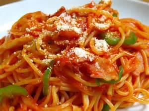 好きなパスタ第1位!ナポリタンスパゲティの人気レシピ5選☆のサムネイル画像