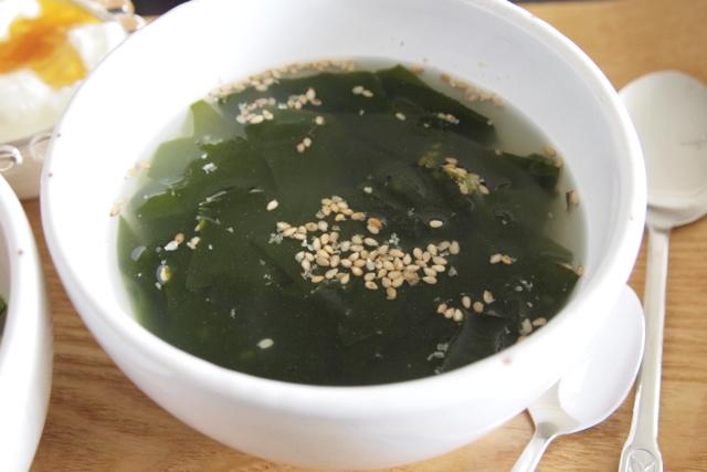 わかめ スープ 人気 レシピ