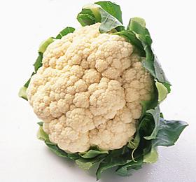 ブロッコリーに似ているが違う、カリフラワーを使ったレシピのサムネイル画像