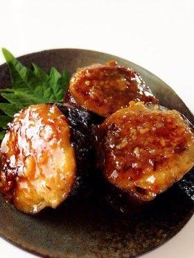 夏野菜の定番~!なす料理をこちらのレシピでどうぞっ!!!のサムネイル画像