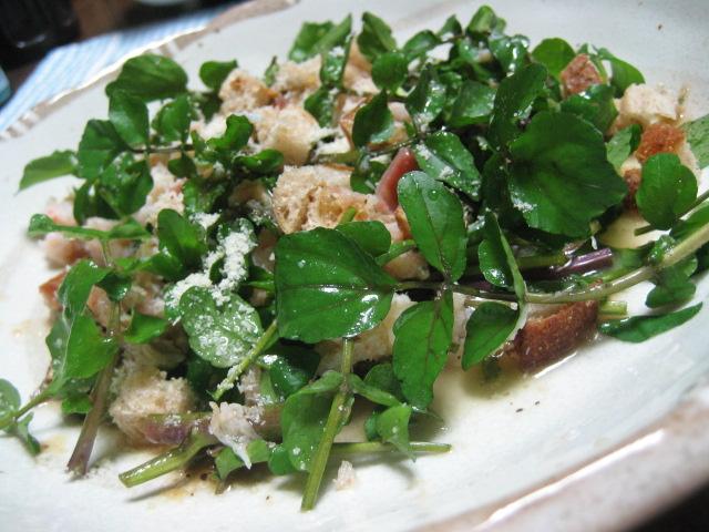 メインにもなるんです♡緑黄色野菜クレソンの美味しすぎるレシピ5選のサムネイル画像