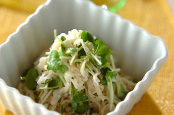 「簡単なのに美味しい」が嬉しい♪大根サラダおすすめレシピ6選のサムネイル画像