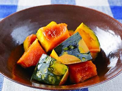 美味しくて時短&節約に♪圧力鍋で作るかぼちゃのレシピまとめのサムネイル画像