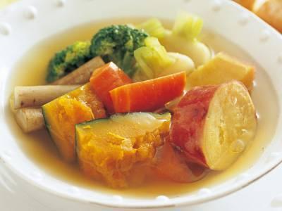 栄養満点!!野菜スープであたたまろう♡人気レシピのまとめのサムネイル画像