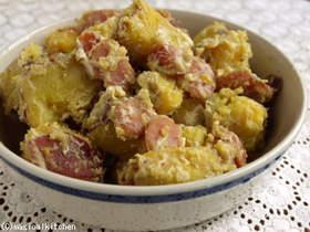 旬のさつまいもを食べ尽くす!さつまいもを使ったサラダのレシピ5選のサムネイル画像