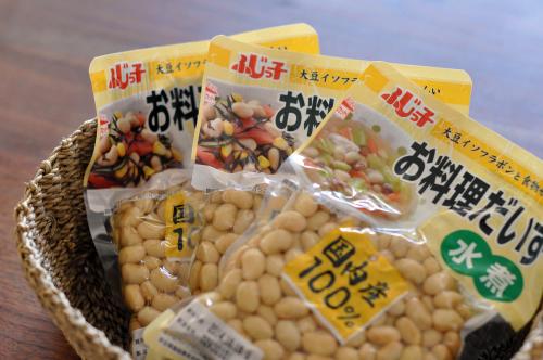 煮 レシピ 水 大豆