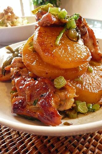 大根と鶏肉で旨みたっぷり!体の奥からポカポカ暖まるレシピ5選のサムネイル画像