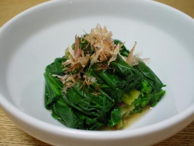 栄養満点!手軽に作れる!ほうれん草のおひたしのおすすめレシピ5選のサムネイル画像