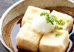 おつゆたっぷりが断然美味しい♪絶品つゆの揚げ出し豆腐レシピのサムネイル画像
