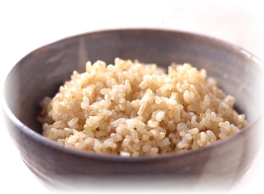 健康にとってもいい!炊飯器で手軽に炊くことができる玄米のレシピ!のサムネイル画像