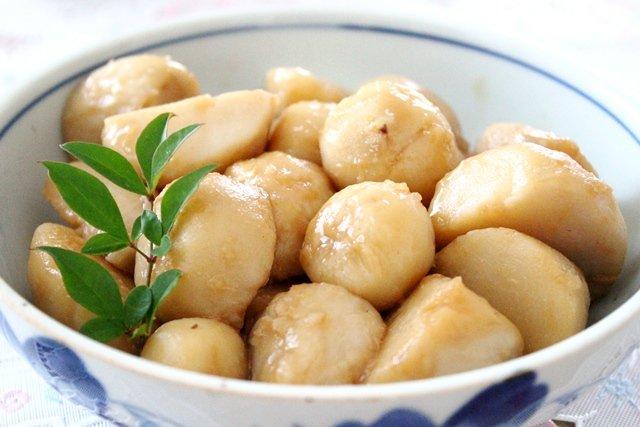 ねっとり美味しい♪里芋を使ったおすすめレシピと作り方をご紹介♪のサムネイル画像