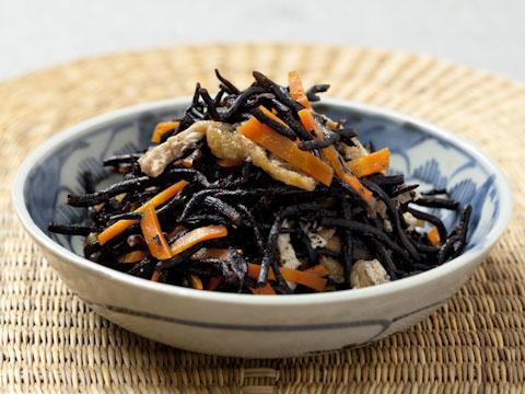 ひじき料理の定番、ひじきの煮物はアレンジ豊富 おすすめレシピ5選のサムネイル画像