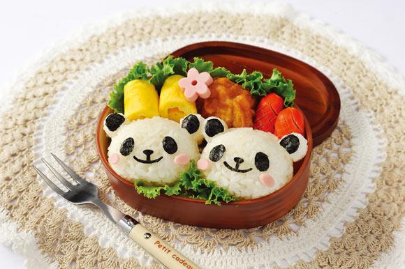 子供が喜ぶ!運動会や遠足のお弁当に♪かわいいおにぎりの作り方のサムネイル画像