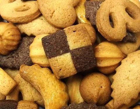 おやつに!手軽に簡単おいしい♡トースターでクッキーを作ろう!!のサムネイル画像