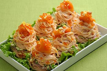 人気パスタサラダ♥簡単・家の味・パーティーに。使えるレシピ決定版のサムネイル画像