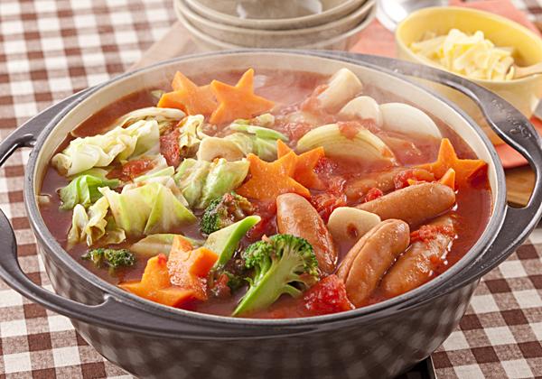 どれも美味しそう!彩り鮮やかなトマト鍋おすすめレシピを紹介のサムネイル画像