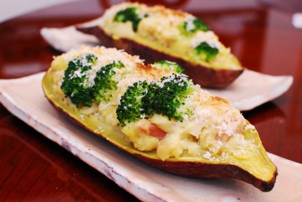 甘くて美味しい!さつまいもを使った美味しいグラタンレシピ5選のサムネイル画像