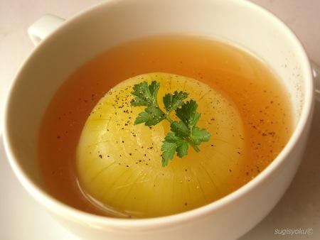玉ねぎの甘味が美味しい!体温まる玉ねぎを使った美味しいスープ5選のサムネイル画像